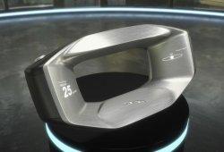 Jaguar presenta un volante con inteligencia artificial
