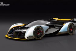 McLaren Ultimate Vision Gran Turismo: una joya creada para GT Sport