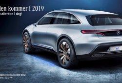 Mercedes abre el libro de pedidos del EQ