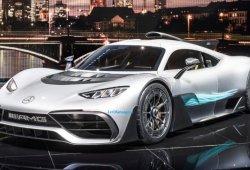 Mercedes AMG Project ONE, filtrado minutos antes de su presentación
