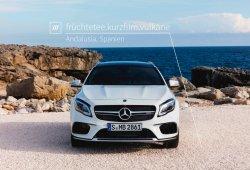Mercedes anuncia el novedoso sistema what3words de geolocalización