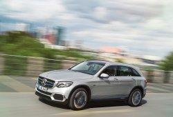 Mercedes GLC F-Cell, llega la movilidad por hidrógeno a Frankfurt