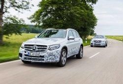 Las pruebas del Mercedes GLC F-Cell acumulan cerca de 18 millones de km