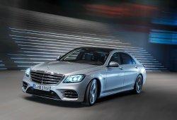 Mercedes S560e PHEV: el Clase S híbrido se renueva en Frankfurt