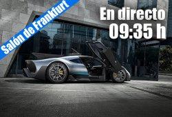 En directo: las novedades de Mercedes desde Frankfurt 2017