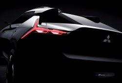Mitsubishi e-EVOLUTION CONCEPT, primera novedad de la marca japonesa para el Salón de Tokio