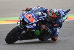 MotorLand es testigo de la pole de Viñales y de la heroicidad de Rossi