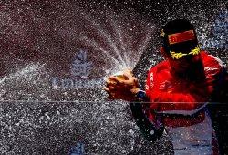 La negociación de Leclerc con Sauber, no antes de ganar la Fórmula 2