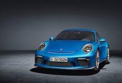¡Filtrado! Primeras imágenes del Porsche 911 GT3 Touring Package