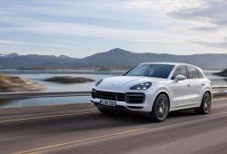 Porsche Cayenne Turbo, llega la nueva bestia SUV a Frankfurt