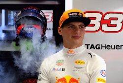 """Verstappen: """"No es un incidente de carrera, me alegra que sufran un poco"""""""