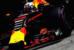 Ricciardo manda un aviso en los primeros libres