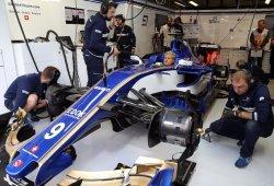 Sauber empezará desde cero con el diseño del coche de 2018