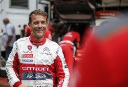 Sébastien Loeb, una sombra alargada para Kris Meeke