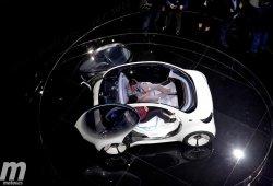 Smart Vision EQ Concept: adelantando el futuro del coche compartido