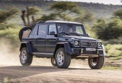 La unidad 99 del Mercedes-Maybach G 650 Landaulet será subastada