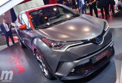 Toyota C-HR Hy-Power: más potencia y un fuerte carácter