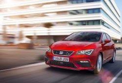 Alemania - Agosto 2017: El Seat León bate su mejor marca