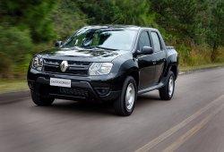 Argentina - Agosto 2017: El Renault Duster Oroch llega al Top 10