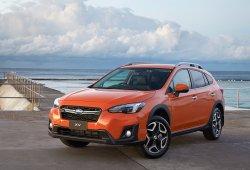 Australia - Agosto 2017: Subaru, en la cresta de la ola