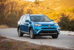 Estados Unidos - Agosto 2017: El Toyota RAV4 lo vuelve a hacer