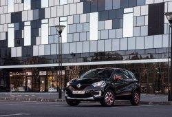 Rusia - Agosto 2017: El Renault Kaptur iguala su mejor marca