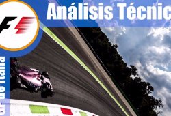 [Vídeo] Análisis técnico del GP de Italia