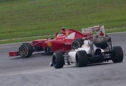 [Vídeo] GP F1 Malasia 2012: Sauber y Pérez acarician la victoria