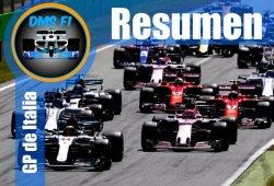 [Vídeo] Resumen del GP de Italia F1 2017