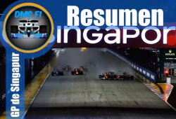 [Vídeo] Resumen del GP Singapur F1 2017