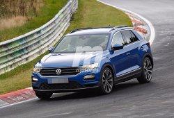 Volkswagen T-Roc R: cazada la futura versión radical y deportiva