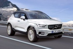 El Volvo XC40 será presentado el próximo 21 de septiembre
