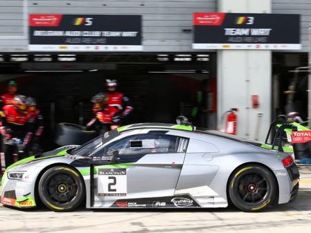 Cinco GT3 pueden ganar aún la Blancpain Sprint Cup