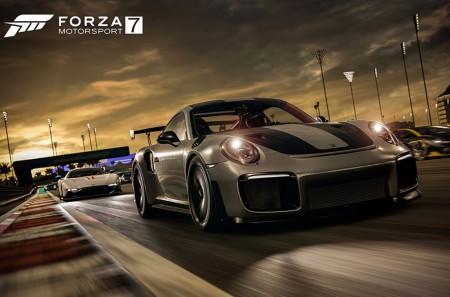 ¿Vas a jugar a Forza Motorsport 7 en PC? Necesitarás 95 GB de espacio libre en disco