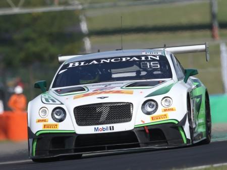 La Blancpain Sprint Cup se decide en Nürburgring