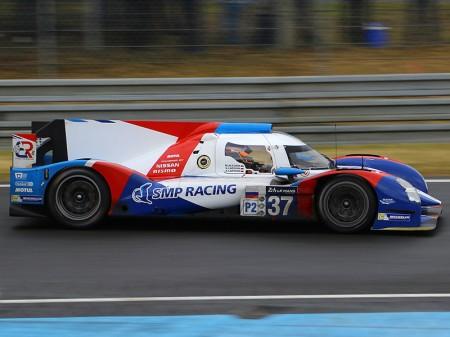 GT3, GTE, LMP2... SMP Racing ante el reto de ganar en LMP1