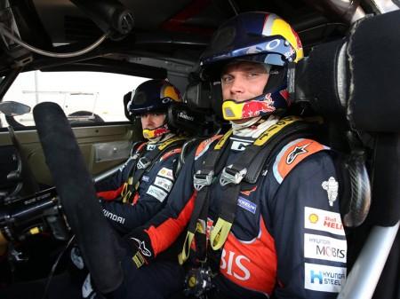 Hyundai retiene a sus pilotos, Mikkelsen se une hasta 2019