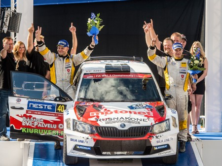 Jari Huttunen, nuevo piloto 'Junior' de Hyundai en el WRC