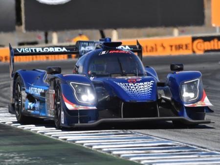 El Ligier JS P217 consigue su primera victoria en IMSA
