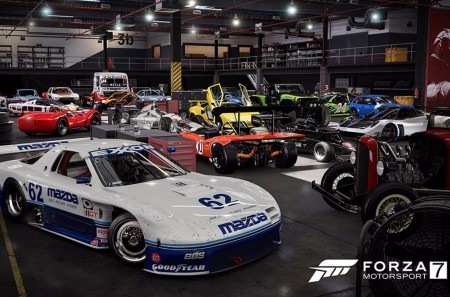 Lista de logros de Forza Motorsport 7, ¿preparado para conseguir los 1000G?