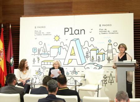 Madrid aprueba definitivamente su Plan A para reducir la contaminación
