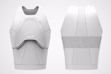 McLaren construye un 'Shield' para humanos