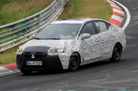 Opel Corsa Sedán: cazamos de nuevo la esquiva variante sedán
