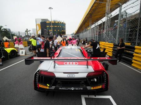 Pequeños retoques en la FIA GT World Cup de Macao