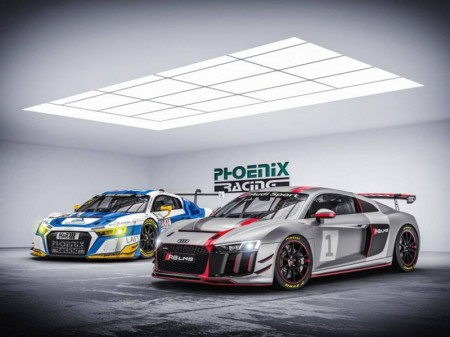 Phoenix Racing regresa a la Endurance Cup en 2018