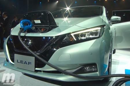 Presentación nuevo Nissan Leaf: todo lo que necesitas saber