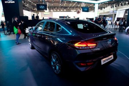 Te presentamos en vídeo al nuevo Hyundai i30 Fastback desde el Salón de Frankfurt