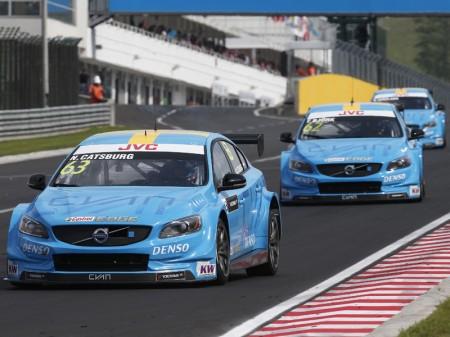 Volvo pone en duda su continuidad en el WTCC