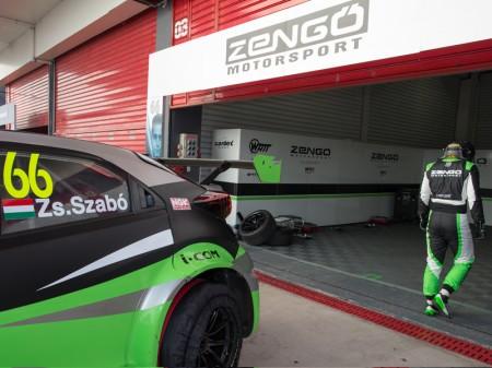 Zsolt Szabó completa lo que resta del WTCC con Zengö