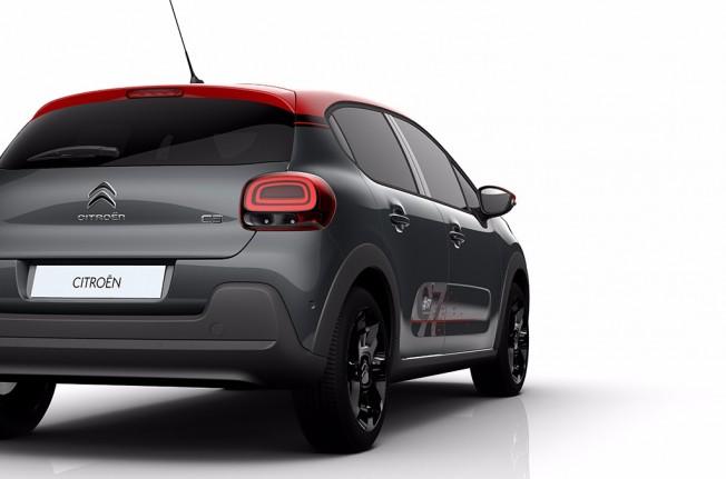 Citroën C3 #97 Edition - posterior